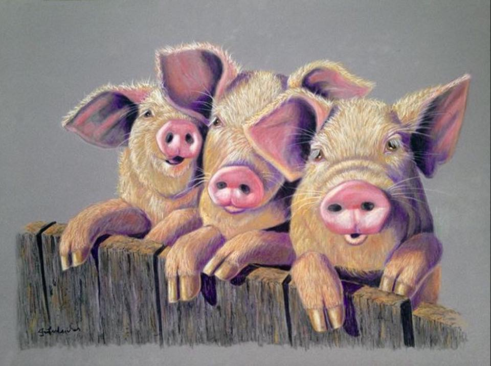 Jo Frederiks - The Three Little Pigs