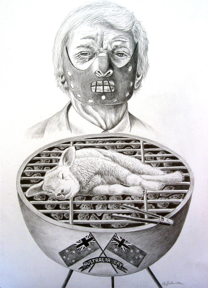 Jo Frederiks - Silence of the Lambs