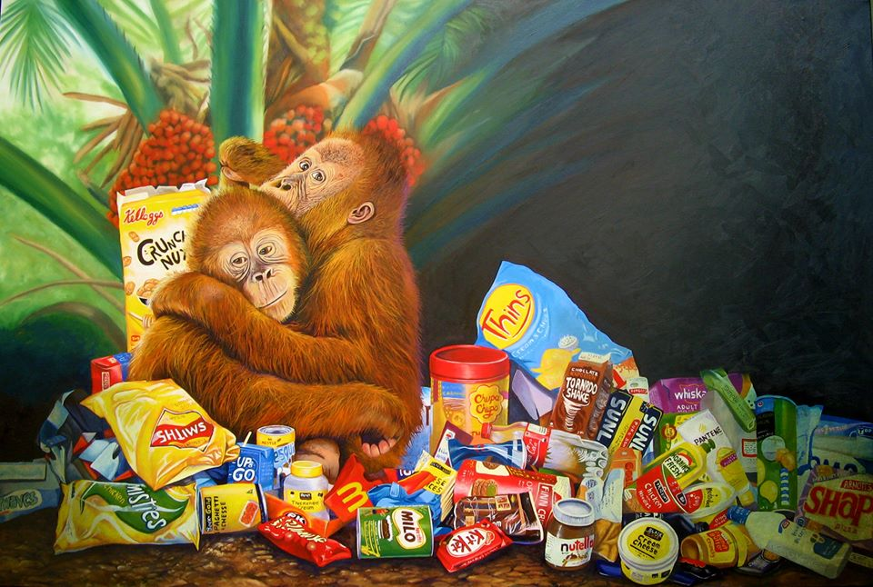 Jo Frederiks - Palm oil and pollution