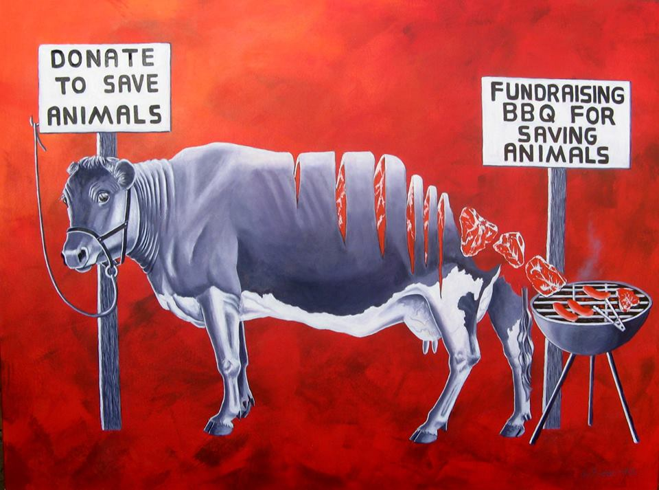 Jo Frederiks - RSPCA: Hypocrisy is Our Mission